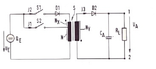electronic power supply   switchers  converters   low