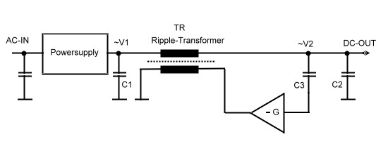 electronic power supply   switchers  converters   low frequency circuits